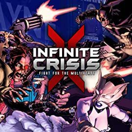 Infinite Crisis: Fight for the Multiverse (2014-2015)