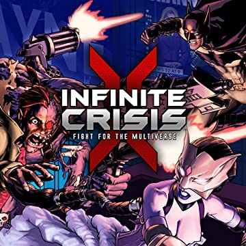 Infinite Crisis: Fight for the Multiverse (2014-)