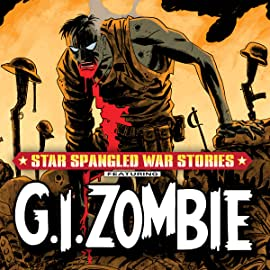 Star Spangled War Stories (2014-2015)