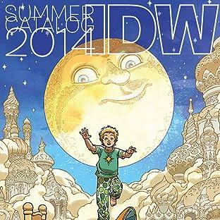 IDW Summer Blockbusters FREE Teaser