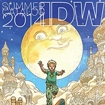 IDW Summer Blockbusters FREE Teaser