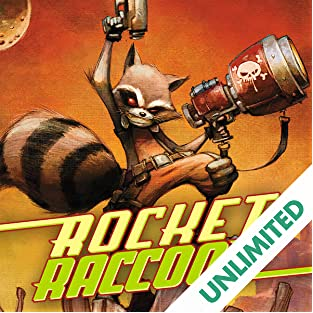 Rocket Raccoon (2014-2015)