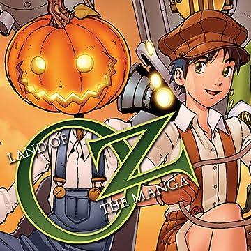 The Land of Oz: The Manga