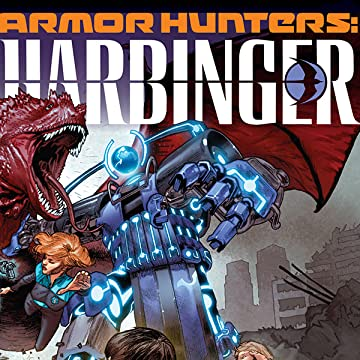 Armor Hunters: Harbinger