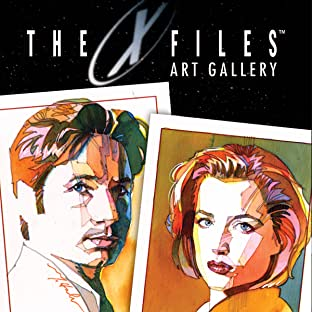 The X-Files Art Gallery