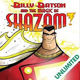 Billy Batson and the Magic of Shazam!