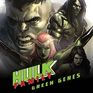 Hulk Family: Green Genes (2008), Vol. 1