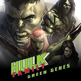 Hulk Family: Green Genes (2008), Vol. 1