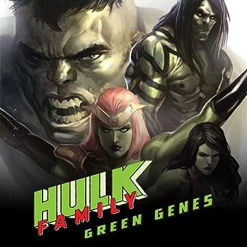 Hulk Family: Green Genes (2008)