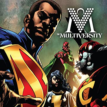 The Multiversity (2014-2015)