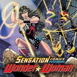 Sensation Comics Featuring Wonder Woman (2014-2015)
