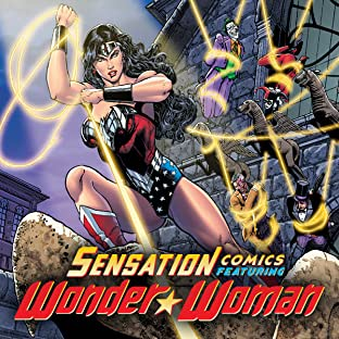 Sensation Comics Featuring Wonder Woman (2014-2015)