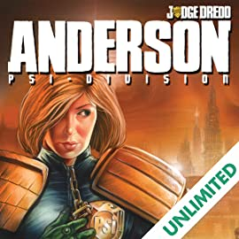 Judge Dredd: Anderson, Psi-Division