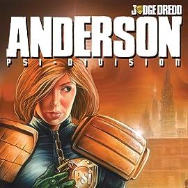 Judge Dredd: Anderson, Psi-Division
