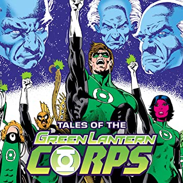 Tales of the Green Lantern Corps (1981-1987)