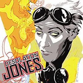 Desolation Jones (2005-2007), Vol. 1