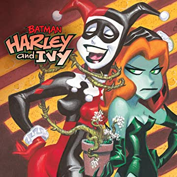 Batman: Harley and Ivy