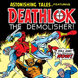 Astonishing Tales (1970-1976)