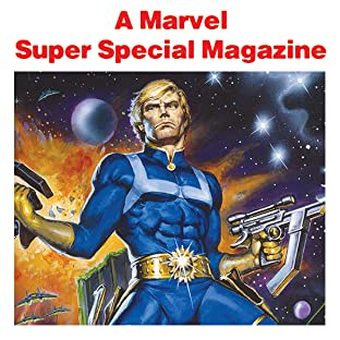 Marvel Super Special