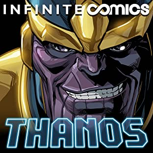 Thanos: A God Up There Listening - Infinite Comic