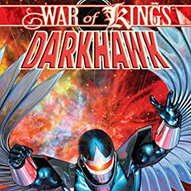 War of Kings: Darkhawk, Vol. 1