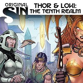 Original Sin: Thor & Loki