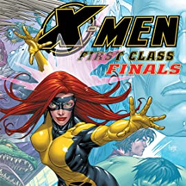 X-Men: First Class: Finals
