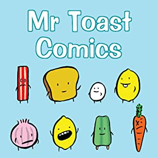 Mr Toast Comics