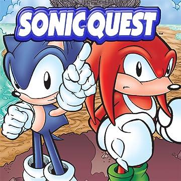 Sonic Quest: The Death Egg Saga