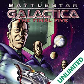 Battlestar Galactica: The Final Five, Vol. 1