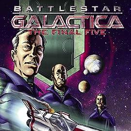 Battlestar Galactica: The Final Five, Vol. 1