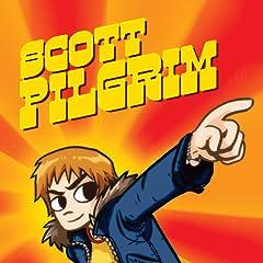 Scott Pilgrim (Black and White)