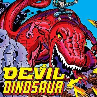 Devil Dinosaur