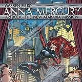Anna Mercury Artbook