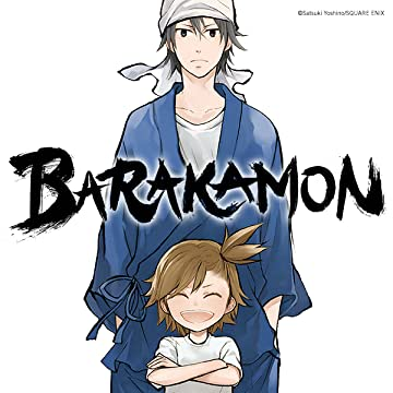 Image result for barakamon
