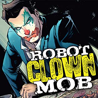 Robot Clown Mob