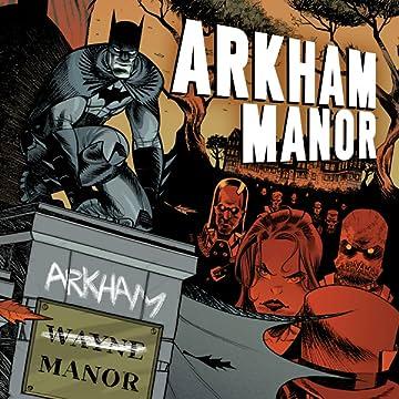 Arkham Manor (2014-2015)