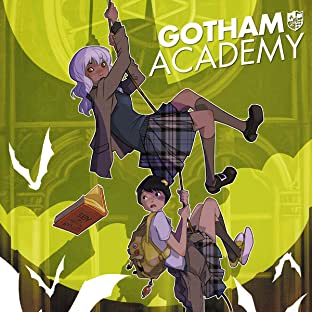 Gotham Academy