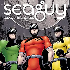 Seaguy: The Slaves of Mickey Eye