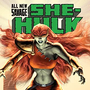 All-New Savage She-Hulk (2009)