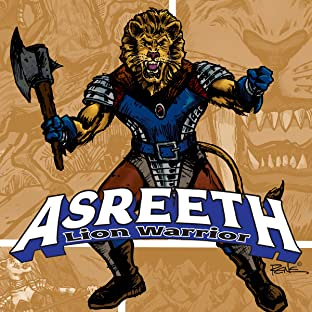 Asreeth Lion Warrior