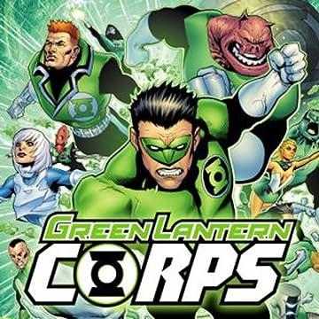 Green Lantern Corps (2006-2011)