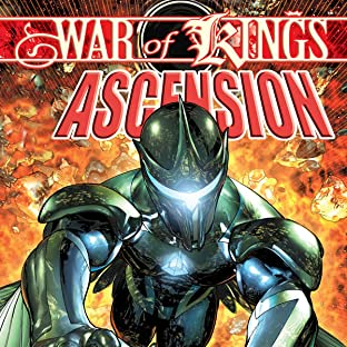 War of Kings: Ascension, Vol. 1