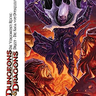 Dungeons & Dragons: Die Saga vom Dunkelelf