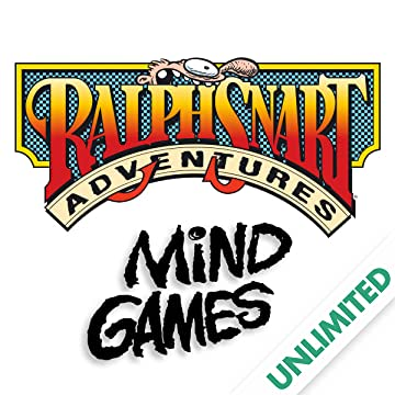 Ralph Snart Adventures: Mind Games