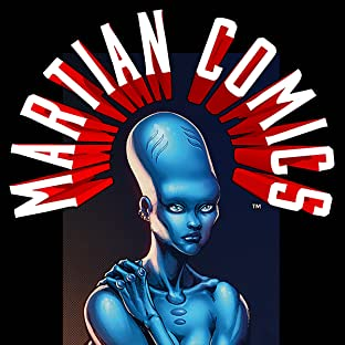 Martian Comics