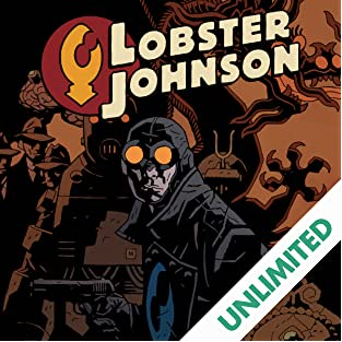 Lobster Johnson, Vol. 1
