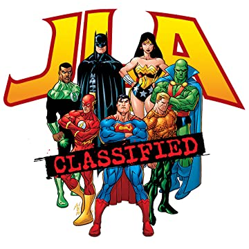 JLA: Classified