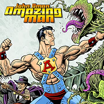 John Aman Amazing Man