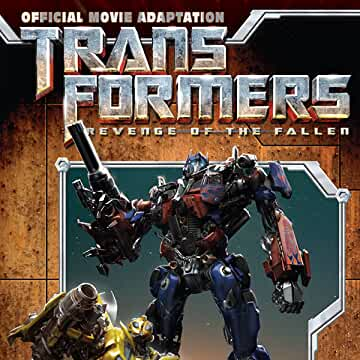 Transformers: Revenge of the Fallen Movie Adaptation